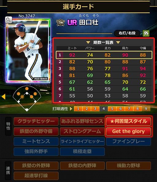 [UR]田口壮(No.3747)
